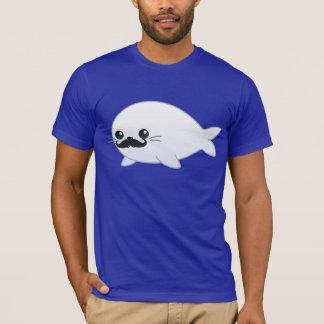 Cría de foca del bigote camiseta