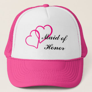 Criada del gorra del camionero del honor