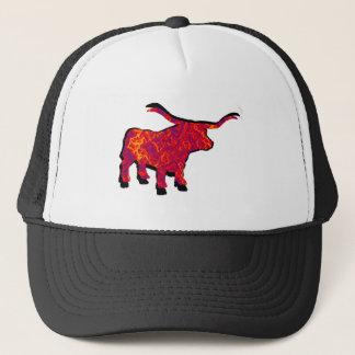 Críe la bestia gorra de camionero