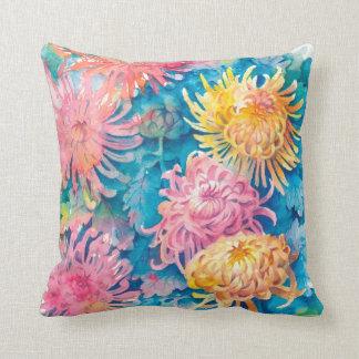 Crisantemo Cojín Decorativo