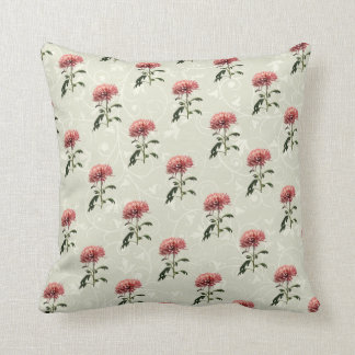 Crisantemo Shelbers Cojín Decorativo