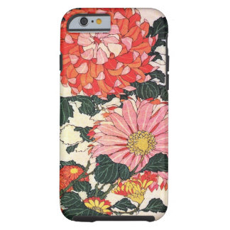 Crisantemo y tábano, Katsushika Hokusai Funda De iPhone 6 Tough