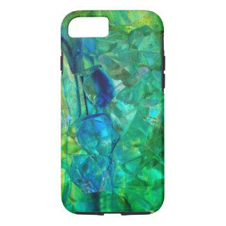 Cristales 2 del océano funda iPhone 7