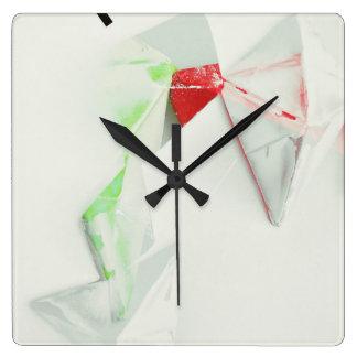 Cristales Reloj Cuadrado