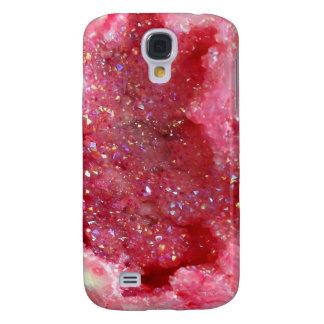 Cristales rosados del Faerie de Falln Samsung Galaxy S4 Cover