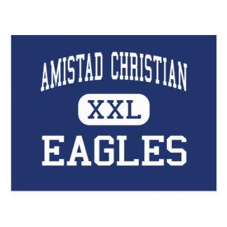Cristiano de Amistad - Eagles - alto - Del Río Tej Tarjetas Postales