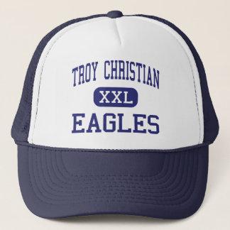 Cristiano de Troy - Eagles - High School Gorra De Camionero