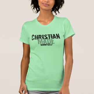 Cristiano hecho - las camisetas sin mangas de las