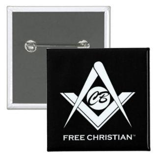 Cristiano libre pin