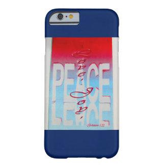 Cristiano patriótico del caso de Iphone Funda Barely There iPhone 6