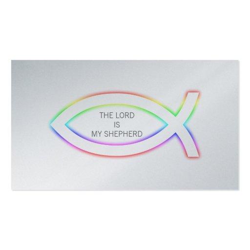 Cristiano - tarjeta de visita