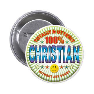 Cristiano totalmente pin
