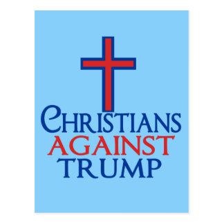 Cristianos contra el triunfo postal