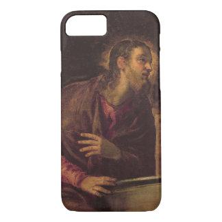 Cristo en bien, c.1560 (aceite en lona) (véase 50 funda iPhone 7