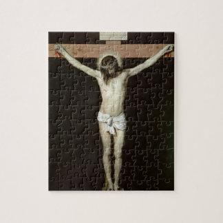 Cristo en la cruz, c.1630 puzzle