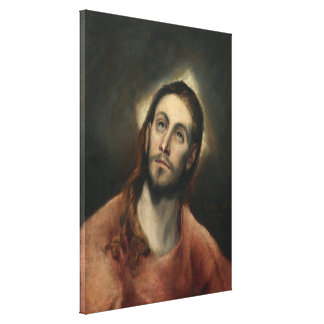 Cristo en rezo de El Greco Impresiones En Lona