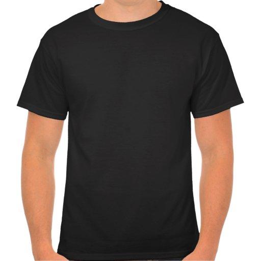 Cristo es señor Hang On Christian Camiseta