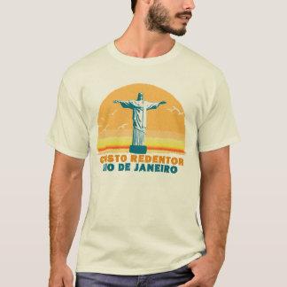CRISTO REDENTOR RÍO DE JANEIRO CAMISETA