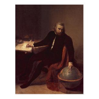 Cristóbal Colón, 1839 Postal