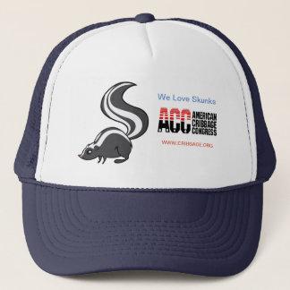 CRNA amamos el gorra de las mofetas
