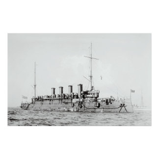 CRUCERO C. 1900 de COLUMBIA Póster