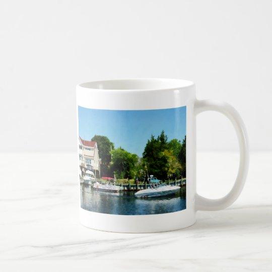 Cruceros de cabina taza de café