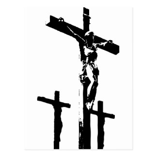 Crucfixion Postal
