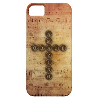 Cruz asombrosa de la tolerancia en Musical Funda Para iPhone SE/5/5s