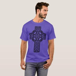 Cruz céltica 2 camiseta
