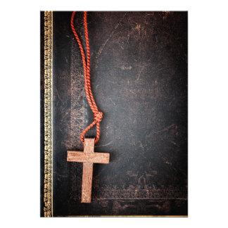 Cruz cristiana en la biblia comunicado