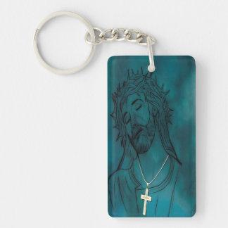 Cruz de Jesús Llavero