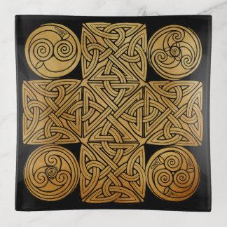 Cruz de Knotwork del Celtic
