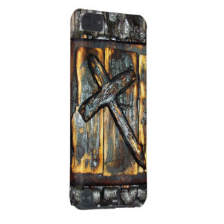 Cruz de la apocalipsis funda para iPod touch 5