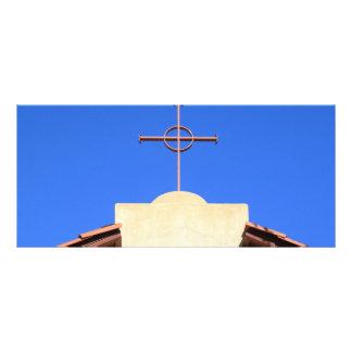 Cruz de la iglesia plantillas de lonas