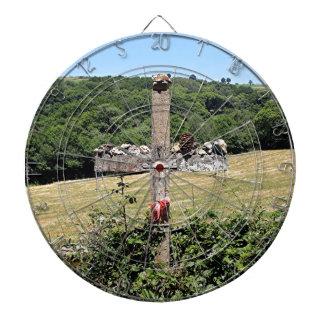 Cruz de madera, EL Camino, España Diana