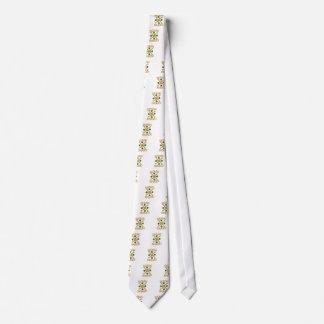 Cruz del St. Brigids Corbatas Personalizadas