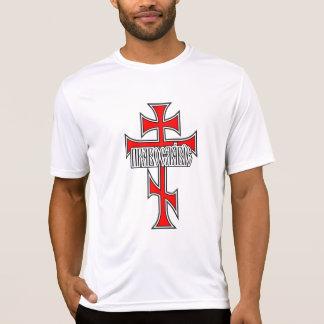Cruz ortodoxa del este camiseta