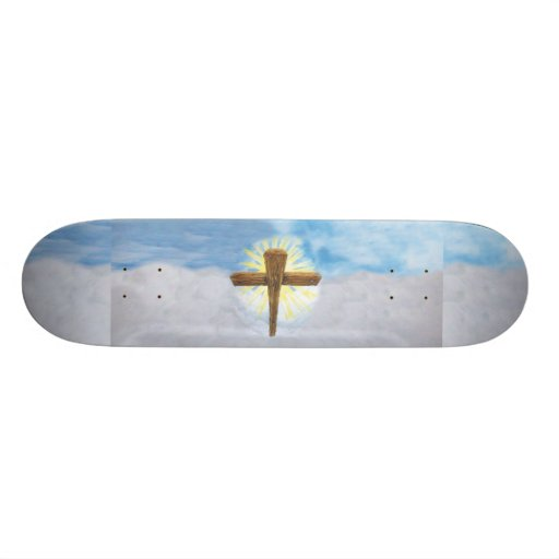 Cruz santa patinetas personalizadas