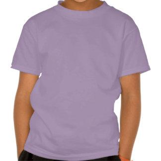 Cruz satánica cósmica camisetas