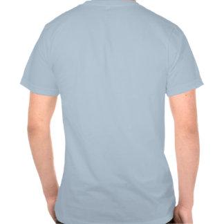 Cruz tribal del amor de la esperanza de la fe camiseta