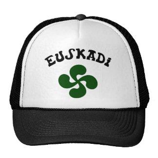 Cruz Vasca Euskadi Verde Gorras