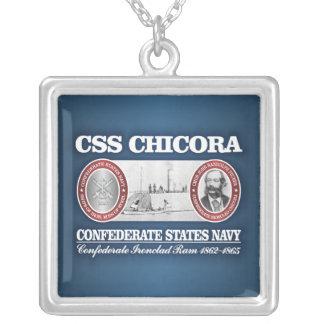 CSS Chicora (CSN) Colgante Cuadrado