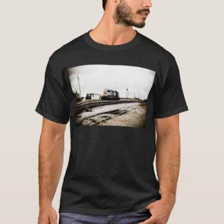 CSX Railroad el motor Toledo, OH de la yarda de Camiseta