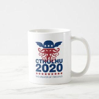 Cthulhu2020 Taza De Café