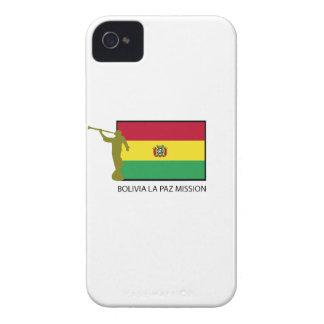 CTR de la misión LDS de Bolivia La Paz iPhone 4 Case-Mate Fundas