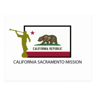 CTR DE LA MISIÓN LDS DE CALIFORNIA SACRAMENTO POSTAL
