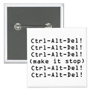 Ctrl-Alt-Del Pins