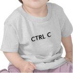 CTRL C CAMISETA