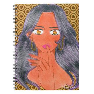 Cuaderno 1ra investigación de Aiesha Tonie