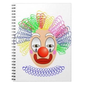 Cuaderno 97Clown Head_rasterized